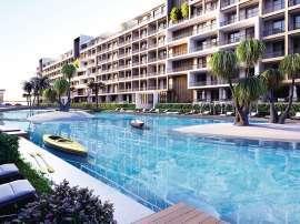 Недорогие современные апартаменты в Измире в комплексе с отельной инфраструктурой - 44024   Tolerance Homes