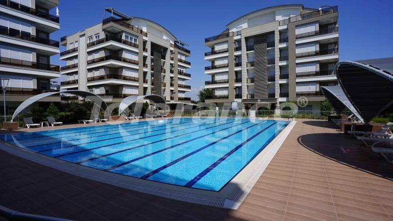 Вторичная квартира в Лимане, Коньяалты с мебелью и техникой в комплексе класса люкс - 44396   Tolerance Homes