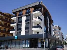 Современные квартиры в Хурме, Коньяалты в комплексе с открытым бассейном
