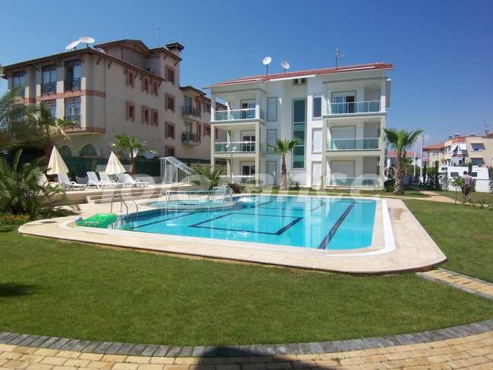 Трехкомнатные апартаменты в Белеке, Анталия вблизи гольф-полей в комплексе с бассейном - 540 | Tolerance Homes