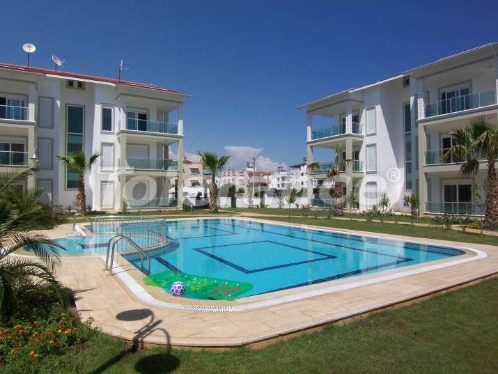Трехкомнатные апартаменты в Белеке, Анталия вблизи гольф-полей в комплексе с бассейном - 541 | Tolerance Homes