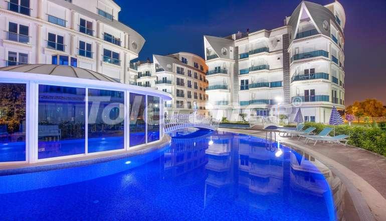 Комплекс апартаментов в Лимане, Коньяалты отельного типа люкс класса с большим бассейном и гарантией аренды - 587 | Tolerance Homes
