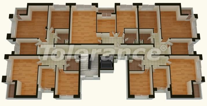Квартиры в Лимане, Анталия рядом с  морем - 763 | Tolerance Homes