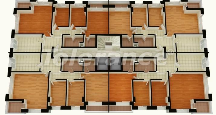 Квартиры в Лимане, Анталия рядом с  морем - 759 | Tolerance Homes