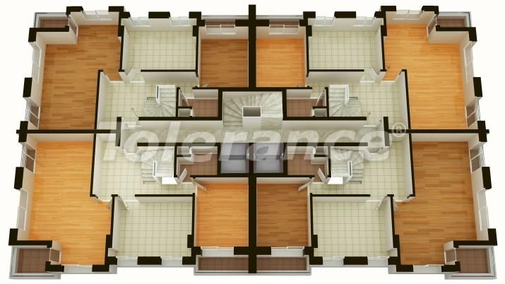 Квартиры в Лимане, Анталия рядом с  морем - 760 | Tolerance Homes
