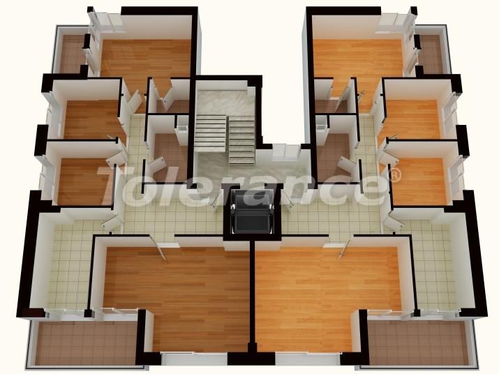 Квартиры в Лимане, Анталия рядом с  морем - 761 | Tolerance Homes