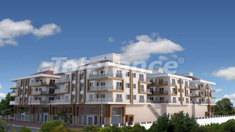 Просторные апартаменты  и магазины в Кепезе, Анталия - 1214 | Tolerance Homes
