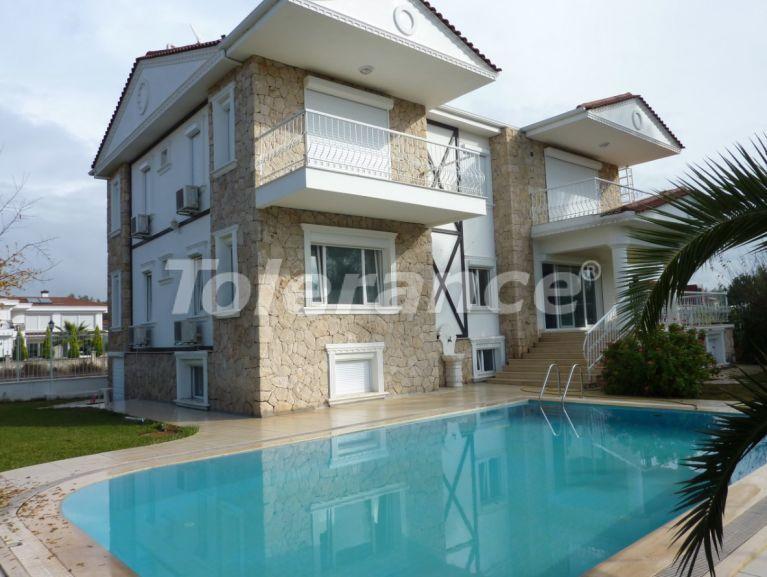 Отдельно стоящий дом в Дошемеалты, Анталия с бассейном, фитнесом и сауной - 22928   Tolerance Homes