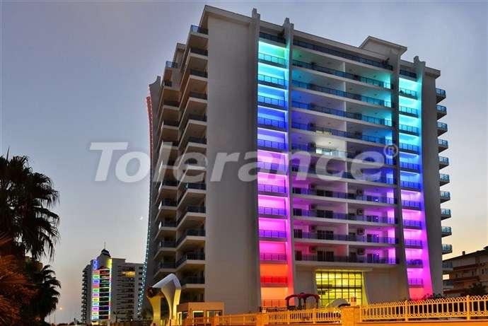 Апартаменты класса люкс в Махмутлар, Аланья в 200 метрах от моря - 2496 | Tolerance Homes