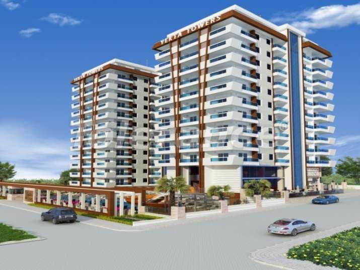 Апартаменты класса люкс в Махмутларе, Аланья в 400 м от пляжа - 2532   Tolerance Homes