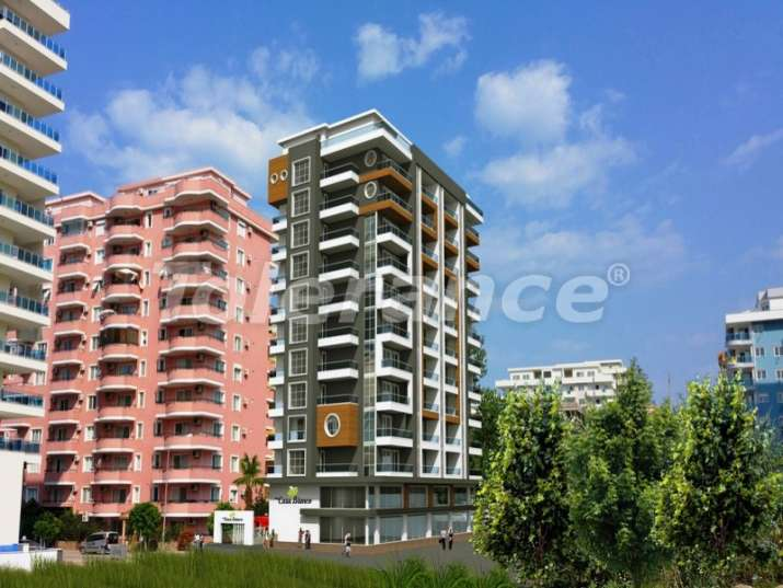 Элитные квартиры в Махмутлар, Алания, инвестиционный проект рядом с морем - 2554 | Tolerance Homes