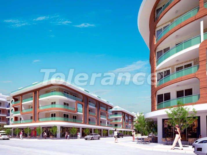 Новый эксклюзивный проект в центре Аланьи - 2628 | Tolerance Homes
