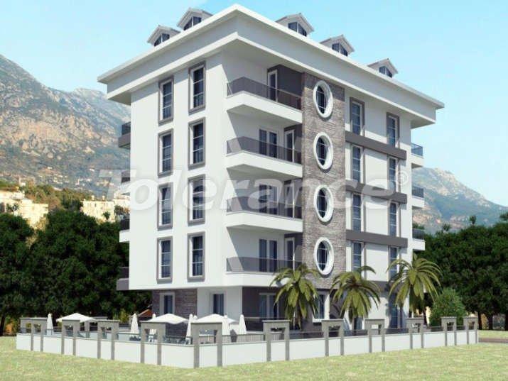 Новый проект в центре Аланьи от известного застройщика - 2647 | Tolerance Homes