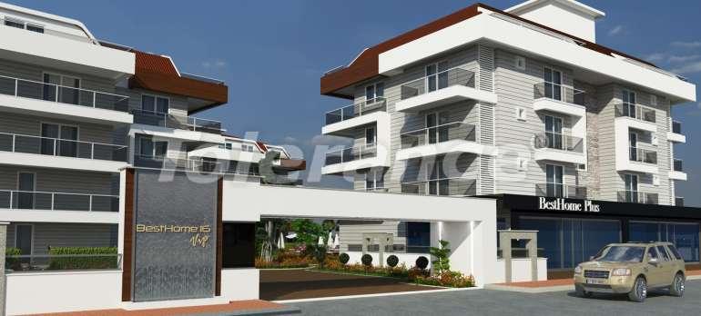 Комплекс апартаментов люкс класса в Оба, имеющий инфраструктуру пятизвездочного отеля - 2662 | Tolerance Homes