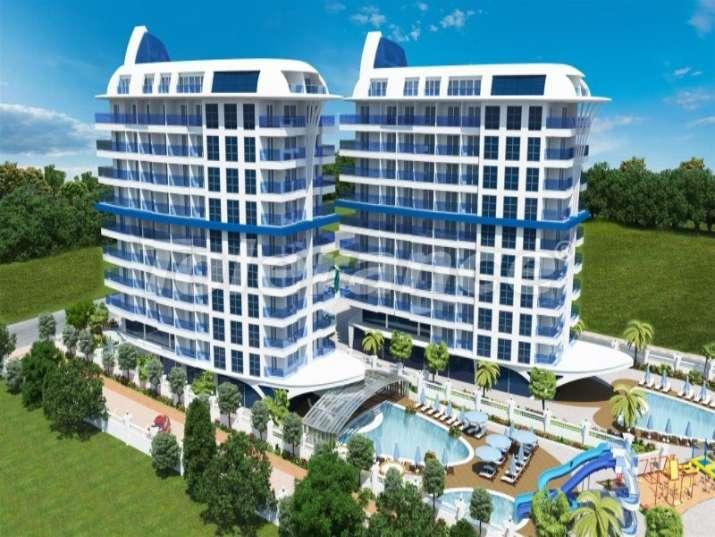 Роскошный автономный жилой курорт в центре города Аланья - 2713 | Tolerance Homes