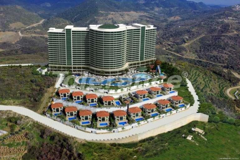 Уникальный проект в Каргиджаке, Аланья гостиничного типа с возможностью получения гражданства - 2722 | Tolerance Homes
