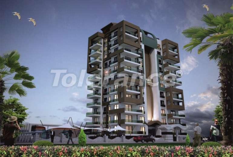 Квартиры в новом комплексе в Махмутларе в 250 м от моря - 2761   Tolerance Homes
