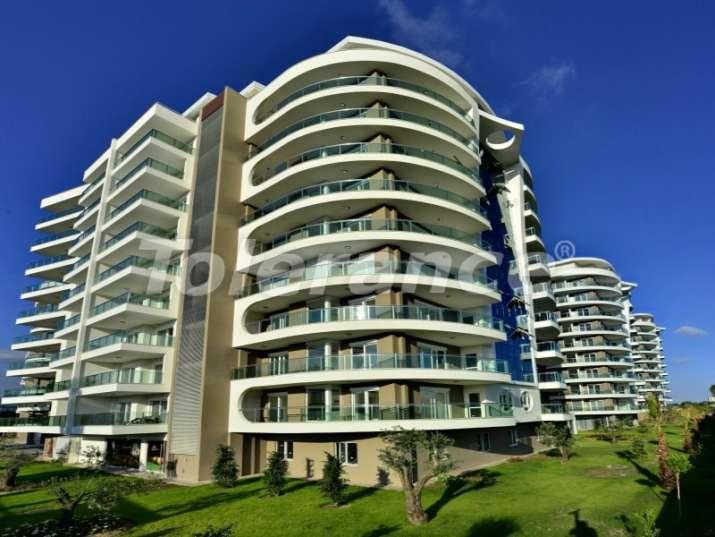 Недорогие квартиры  в Авсалларе, Алания рядом с морем - 2783 | Tolerance Homes