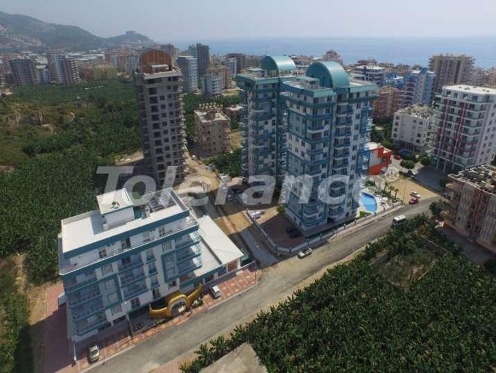 Новый комплекс апартаментов в Махмутлар, Алания со своим SPA-центром в 400 м от моря - 2817 | Tolerance Homes