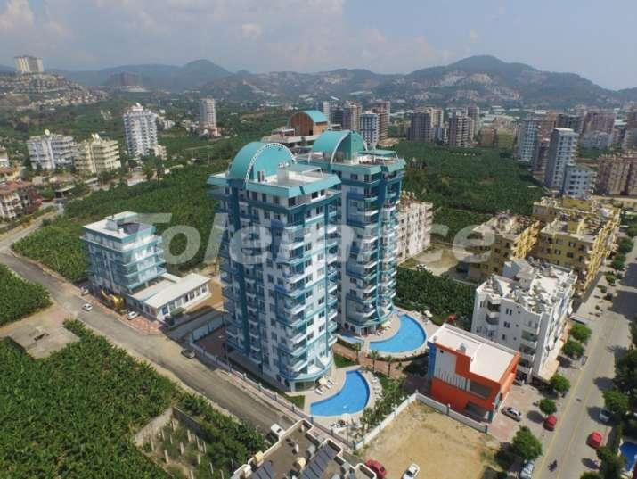 Новый комплекс апартаментов в Махмутлар, Алания со своим SPA-центром в 400 м от моря - 2816 | Tolerance Homes