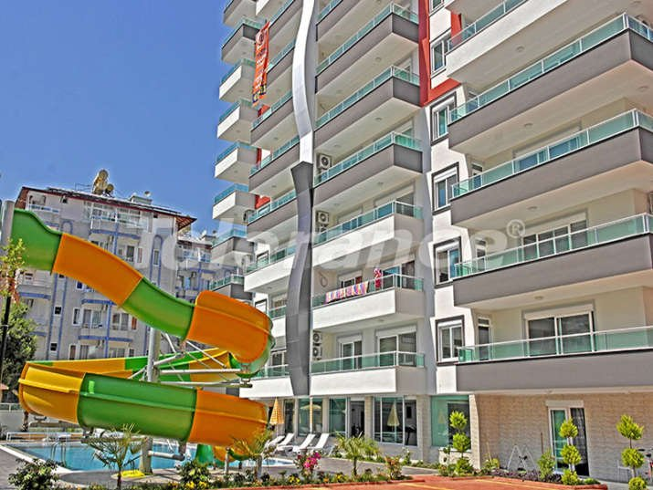 Квартиры в новом комплексе  в Махмутларе, Алания - 2844 | Tolerance Homes