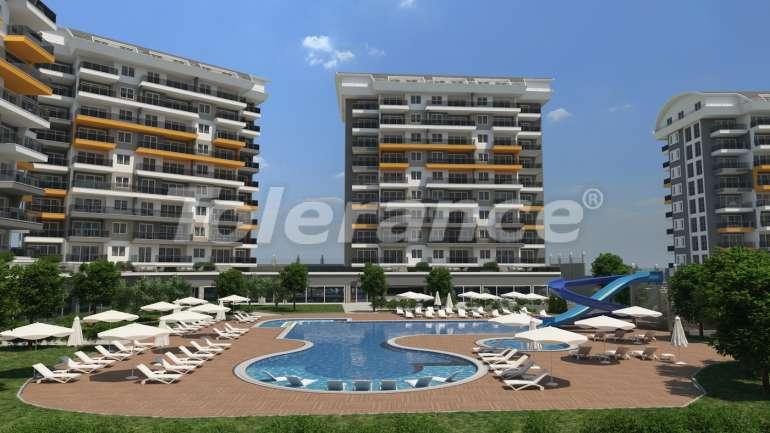 Апартаменты в Авсалларе, Алания, уникальный комплекс рядом с морем - 2870 | Tolerance Homes
