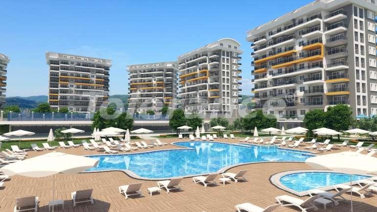 Апартаменты в Авсалларе, Алания, уникальный комплекс рядом с морем - 2869 | Tolerance Homes