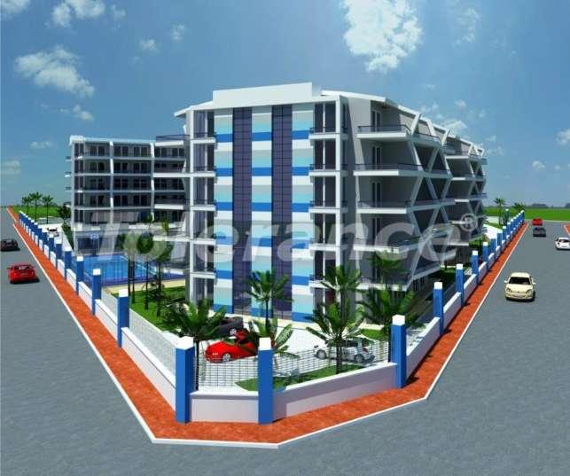 Квартиры в Оба в комплексе с инфраструктурой - 2965 | Tolerance Homes