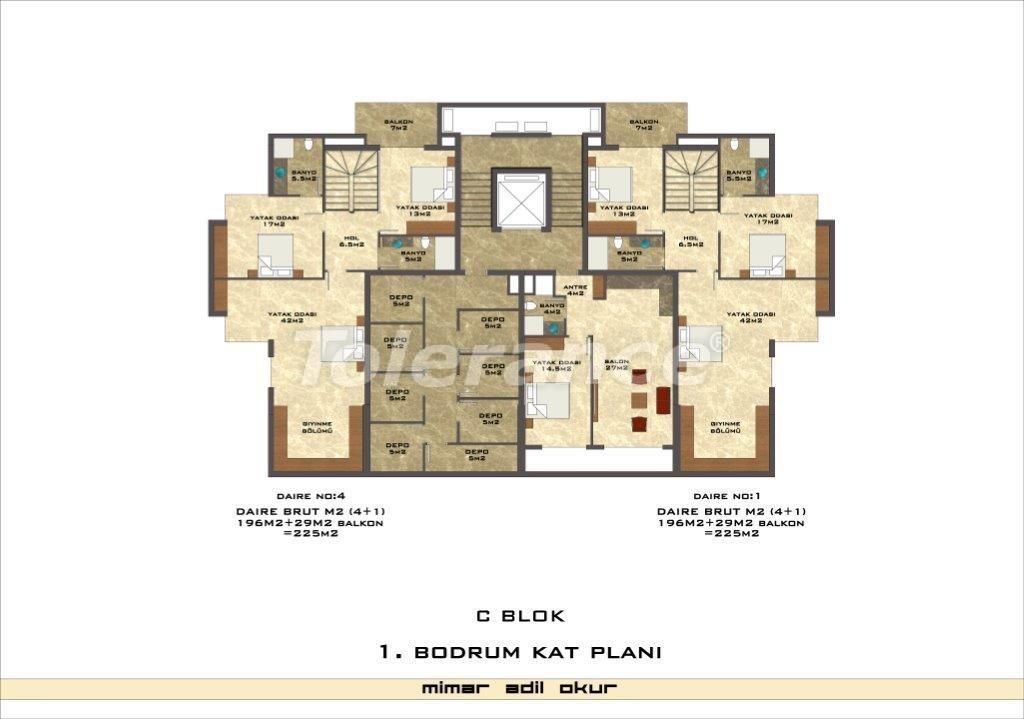 Квартиры в Кестеле в комплексе с инфраструктурой - 3032   Tolerance Homes