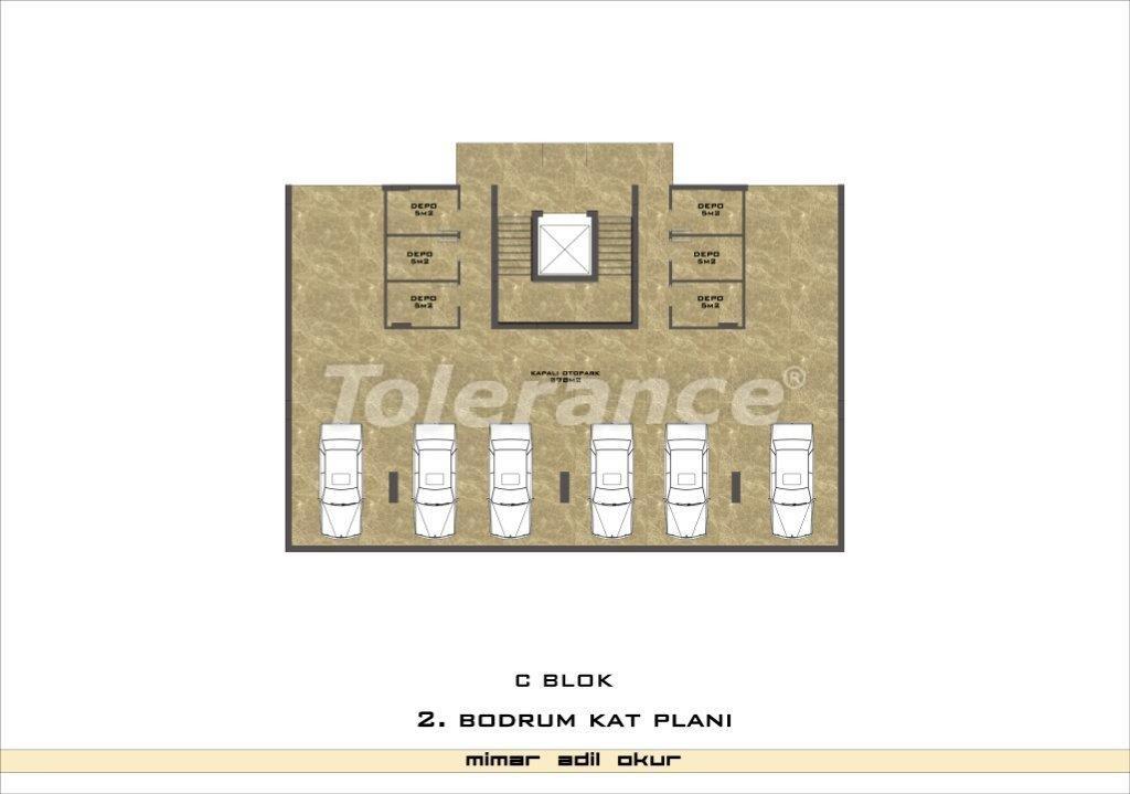 Квартиры в Кестеле в комплексе с инфраструктурой - 3034   Tolerance Homes