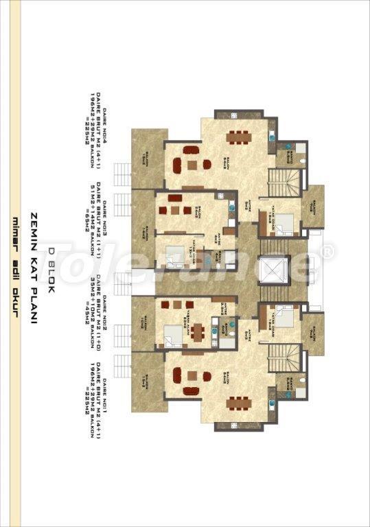 Квартиры в Кестеле в комплексе с инфраструктурой - 3045   Tolerance Homes