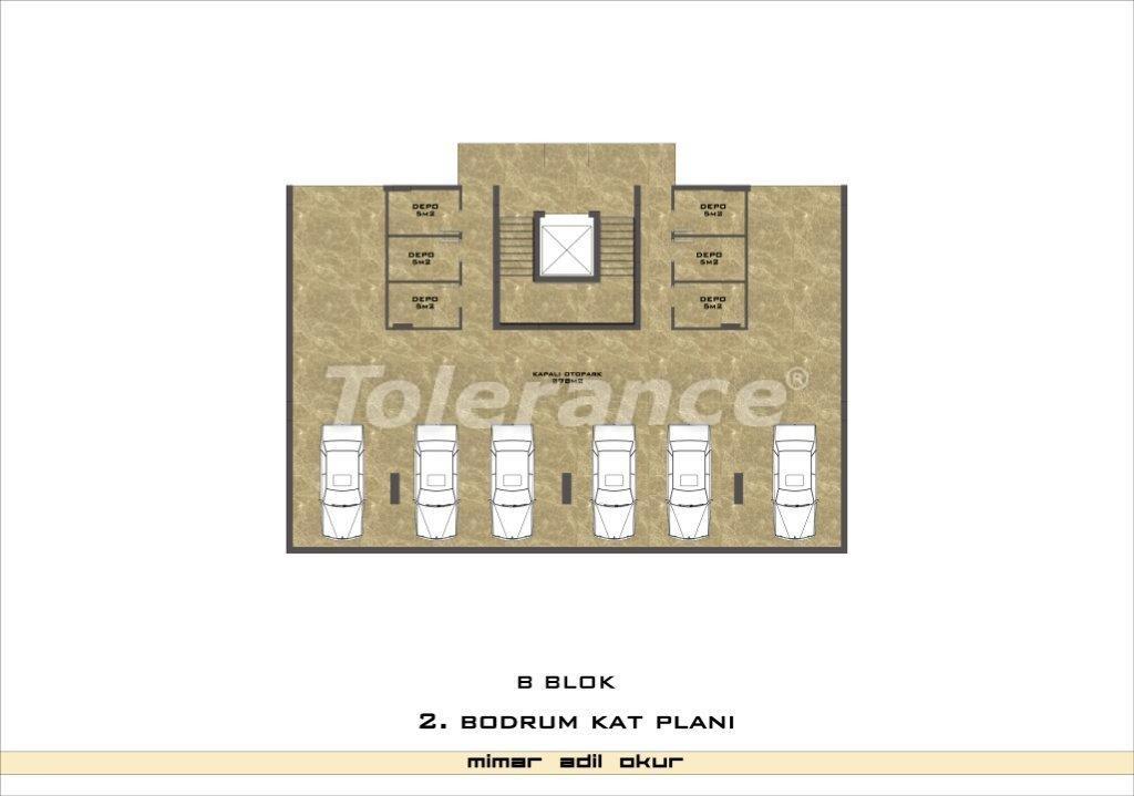 Квартиры в Кестеле в комплексе с инфраструктурой - 3027   Tolerance Homes