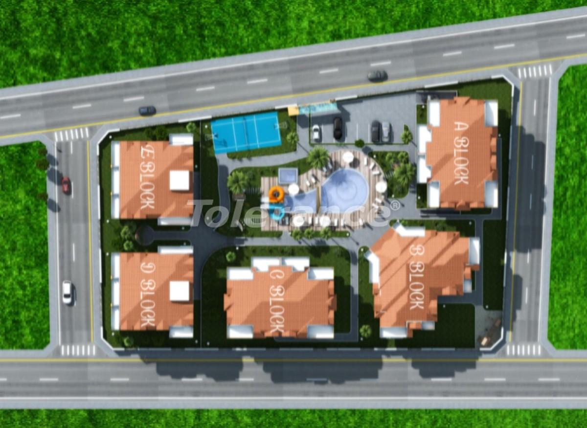 Элитные квартиры в Кестеле, Алания от надежного застройщика - 3157 | Tolerance Homes