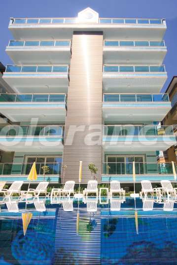 Элитные квартиры в 50 м от пляжа Клеопатры в Аланье - 3340 | Tolerance Homes