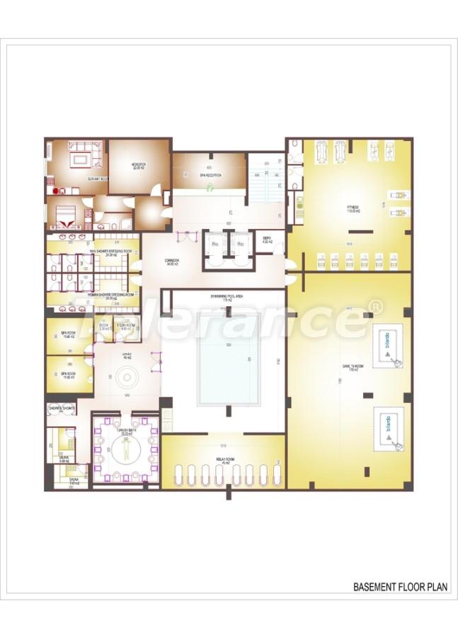 Квартиры люкс класса в центре Махмутлара - 3505 | Tolerance Homes
