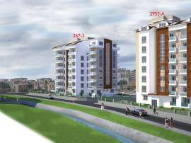 Недорогие квартиры в Авсалларе, Алания с прекрасным видом на море и горы - 3638 | Tolerance Homes