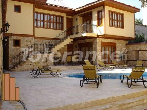 Частный дом в исторической части Анталии в 400 метрах от моря - 3778 | Tolerance Homes