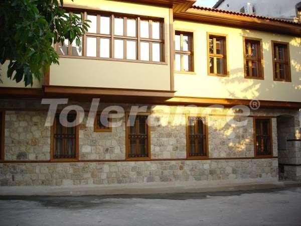 Частный дом в исторической части Анталии в 400 метрах от моря - 3779 | Tolerance Homes