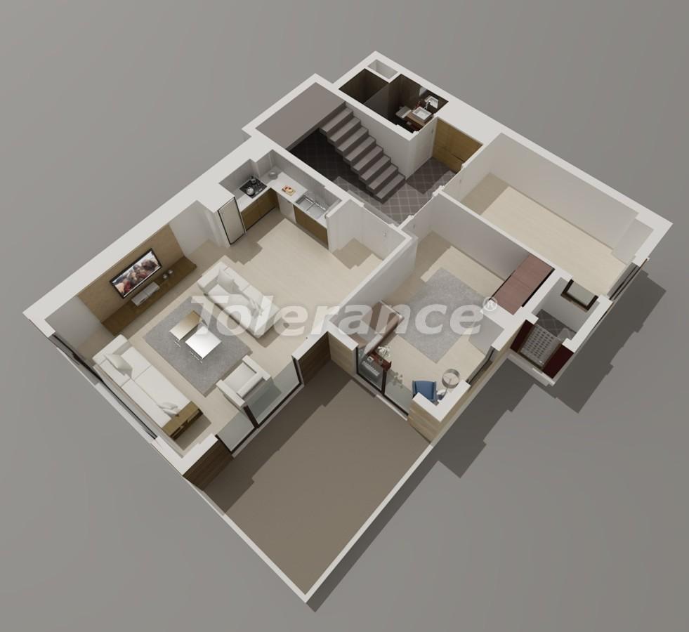 Виллы в Коньяалты, Анталия  класса люкс с видом на горы Торос - 3955 | Tolerance Homes