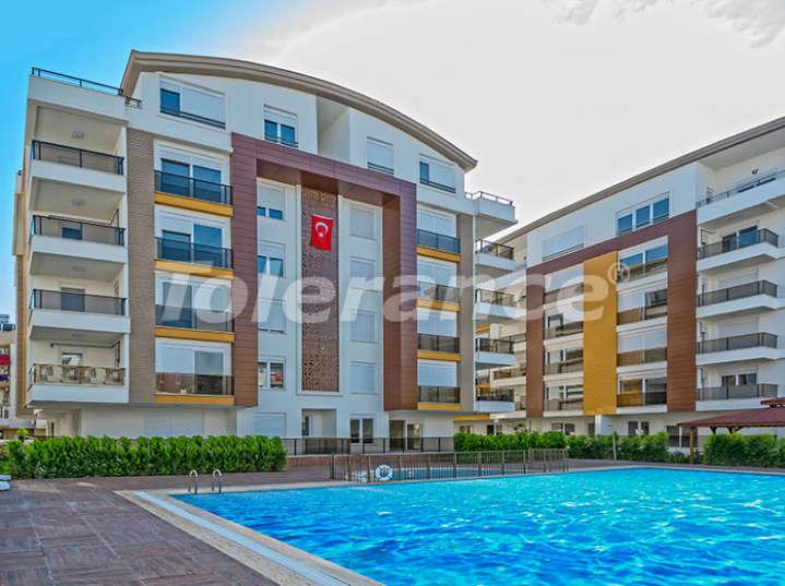 Квартиры в Лимане, Коньяалты от одного из лучших застройщиков рядом с морем - 3995 | Tolerance Homes