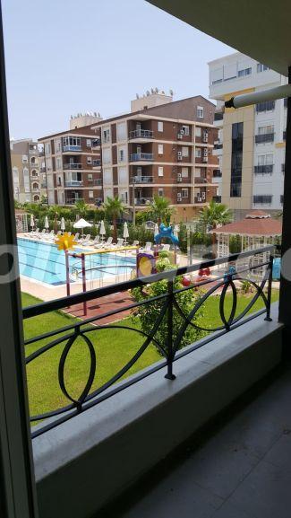 Комплекс апартаментов в Хурме, Коньяалты с бассейном с комфортабельностью отеля - 16405 | Tolerance Homes