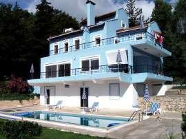 Отдельно стоящая вилла в Бейджике, Кемер с частным бассейном и великолепным видом - 4464 | Tolerance Homes
