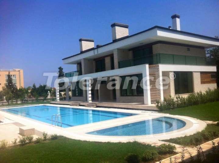 Элитные виллы  в центре Кемера в комплексе с бассейном, сауной и фитнесом - 4590 | Tolerance Homes