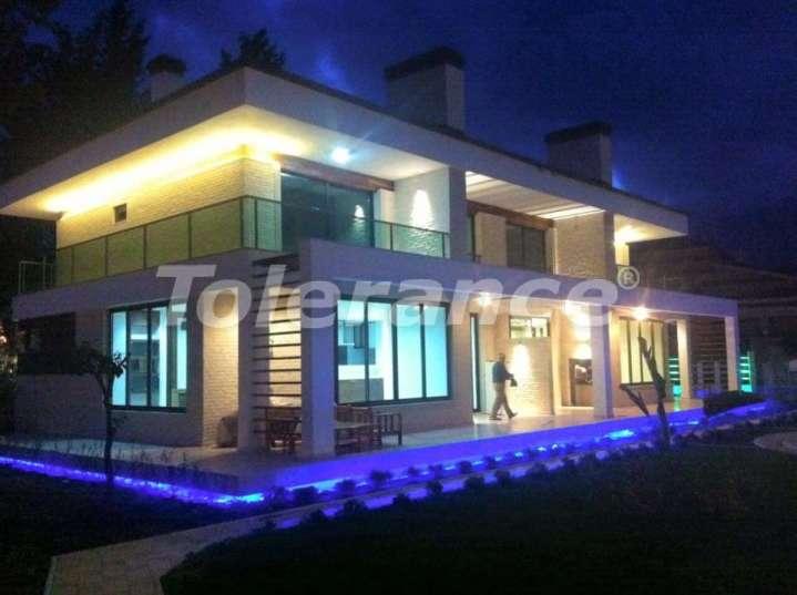 Элитные виллы  в центре Кемера в комплексе с бассейном, сауной и фитнесом - 4591 | Tolerance Homes