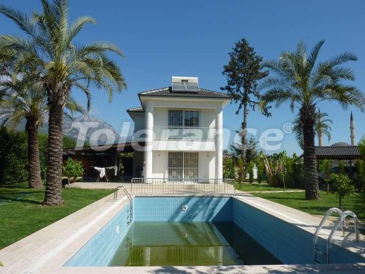Отдельно стоящая вилла в Кемере с частным бассейном - 4813 | Tolerance Homes