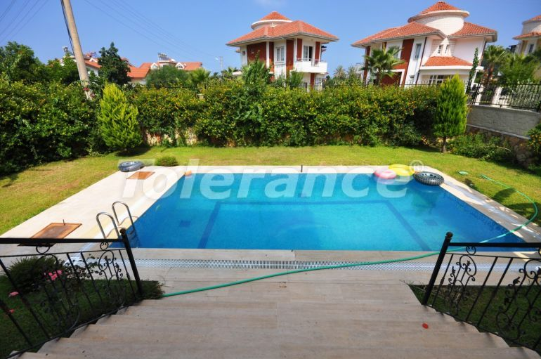 Люкс вилла в Кемере  с фитнесом, сауной, закрытым и открытым бассейном - 20901 | Tolerance Homes