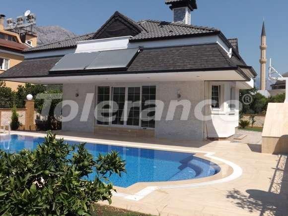 Вилла в Кемере класса люкс в 750 метрах от моря - 11 | Tolerance Homes