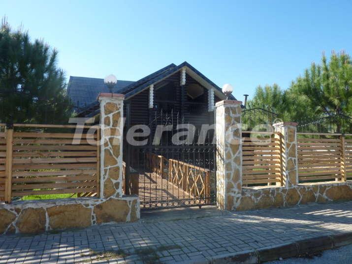 Отдельно стоящая вилла в Текирова, Кемер  в славянском стиле в 100 метрах от моря - 5048 | Tolerance Homes