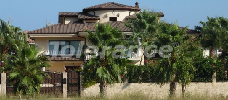 Люкс вилла в Чамъюва, Кемер всего в 300 метрах от моря - 22989 | Tolerance Homes