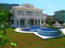 Отдельно стоящая вилла в Кемере класса люкс с бассейном, джакузи, сауной в 500 метрах от моря - 21954 | Tolerance Homes